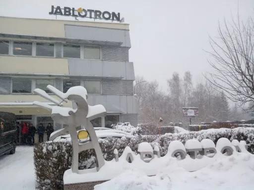 Wizyta w Jablońcu nad Nysą