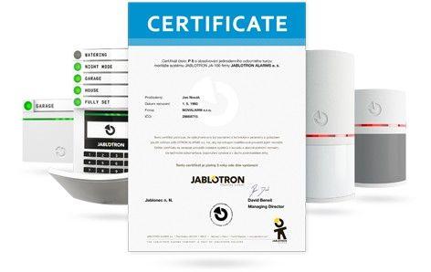 Akademia Jablotron - współpraca