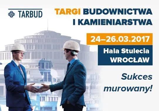 Isystemy.pl wystawcą TARBUD 2017
