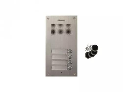DR-4UM/RFID Stacja bramowa 4-abonentowa z czytnikiem RFID