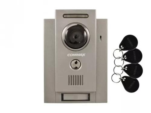 DRC-4CHC/RFID Kamera natynkowa z regulacją optyki i czytnikiem RFID
