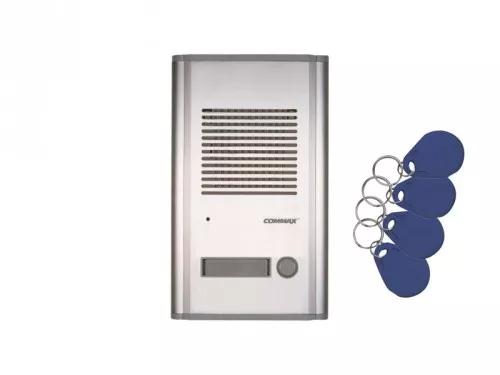DR-201A/RFID Stacja bramowa jednoabonentowa z czytnikiem RFID