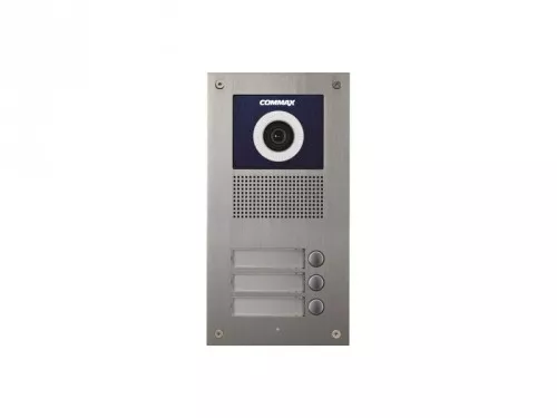 DRC-3UC Kamera 3-abonentowa z regulacją optyki