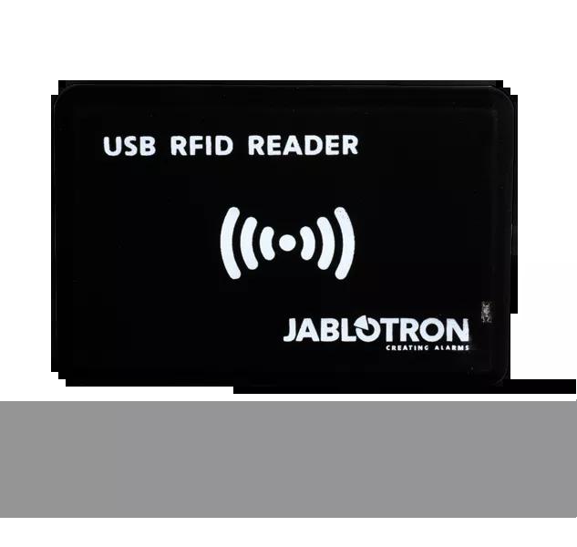 JA-190T Czytnik komputerowy kart i breloków zbliżeniowych RFID