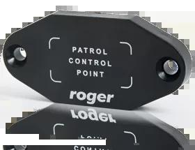 Zbliżeniowy punkt kontrolny do rejestratorów pracy wartowników PATROL II