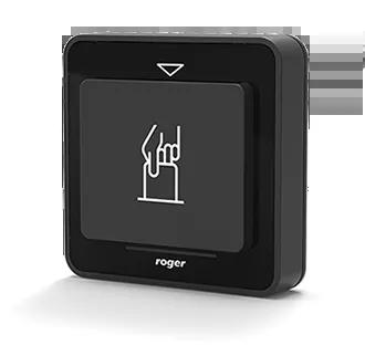 PR821-CH Hotelowy kontroler dostępu z  czytnikiem EM 125 KHz oraz 13.56 MHz MIFARE