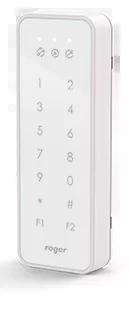 PRT84MF-W Wewnętrzny czytnik zbliżeniowy  ISO 14443A i MIFARE, biały, z klawiaturą dotykową
