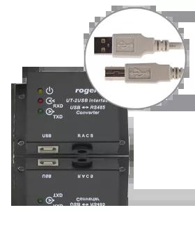 Interfejs USB-RS485 do systemu RACS
