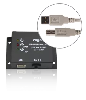 UT-2USB Interfejs USB-RS485 do systemu RACS