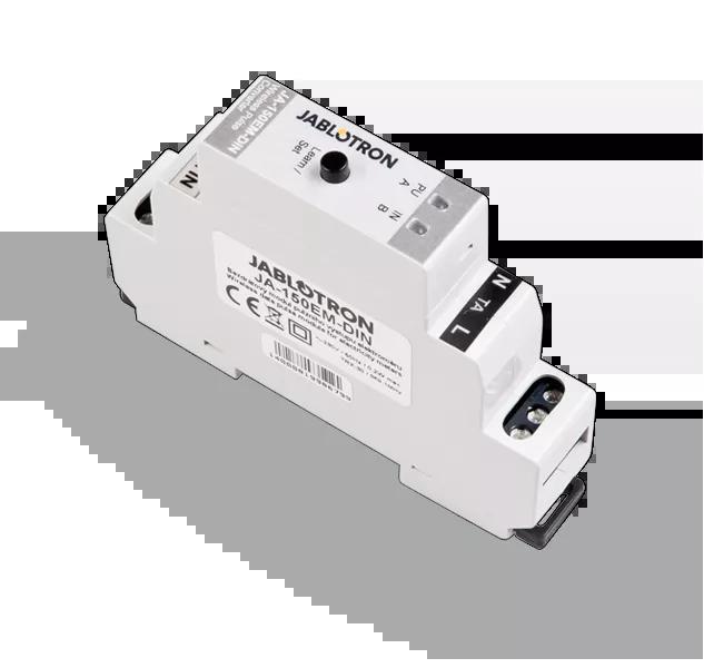 JA-150EM-DIN Bezprzewodowy licznik impulsów elektrycznych