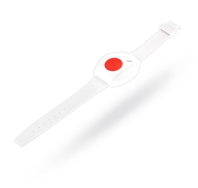 JA-187J Bezprzewodowy przycisk osobisty napad i pomoc