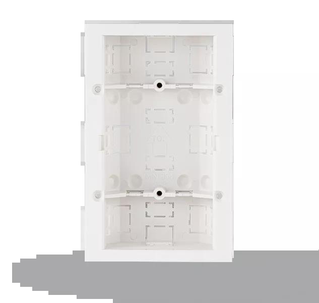 JA-196PL-S Small wall mounting box for PIR detectors