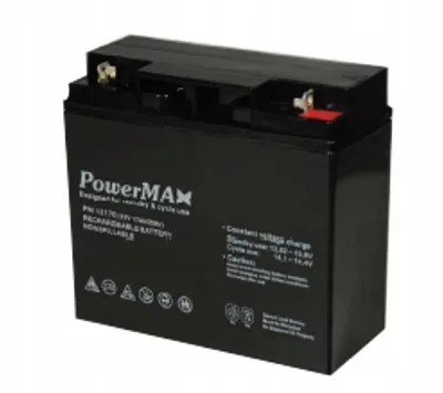 PM12170 Akumulator 12V 17Ah POWERMAX