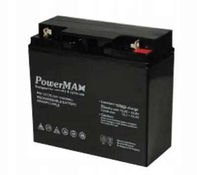 PM12170 Akumulator 12V 17Ah POWERMAX