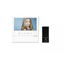 CDV-70H WHITE/DRC-4CPN2 Wideodomofon głośnomówiący 7