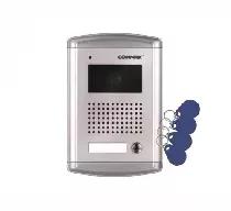 DRC-4CANS/RFID Kamera podtynkowa z regulacją optyki i czytnikiem RFID
