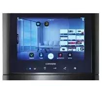 CIOT-1020M DARK SILVER IP Monitor 10