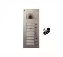 DR-8UM/RFID Stacja bramowa 8-abonentowa z czytnikiem RFID