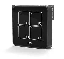 HRT82FK Panel dotykowych klawiszy funkcyjnych do hotelowego kontrolera PR821-CH