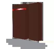 JA-111MB Czujnik otwarcia BUS - brązowy