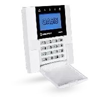 JA-81F-RGB JA-81F RGB wireless keypad with multi-colour display