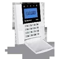 JA-81F-RGB JA-81F RGB wireless keypad with multi-colour display