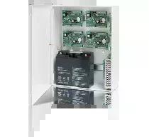 ME-2-D Obudowa z zasilaczem buforowym na moduły kontrolerów na szynę DIN i akumulator