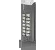 Zewnętrzny kontroler dostępu z czytnikiem EM 125 kHz i klawiaturą