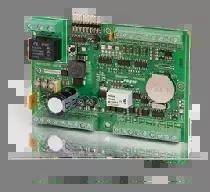 PR402DR-12VDC-BRD Wewnętrzny kontroler dostępu w obudowie na szynę DIN, zasilanie 12VDC, bez obudowy.