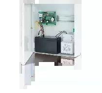 PR411DR-SET Zestaw kontroli dostępu:z  kontrolerem PR411DR i  transformatorem, w obudowie ME-4.