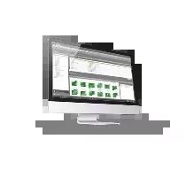 Klucz licencji RCP Master 3, obsługa do 1000 pracowników, wersja jednostanowiskowa.