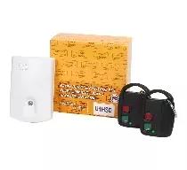 U1HSD Odbiornik 1-kanałowy + dwa piloty 2-przyciskowe, zasilanie 12VDC