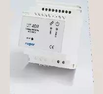Interfejs RS485-Ethernet do systemu RACS 4 w obudowie na szynę DIN