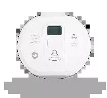 EI208DW autonomiczny czujnik czadu z wyświetlaczem LCD