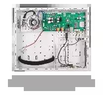JA-106K Centrala sterująca z wbudowanym komunikatorem GSM/GPRS oraz LAN