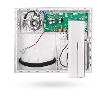 JA-106KR-3G Centrala alarmowa z wbudowany komunikatorem 3G / LAN i modułem radio