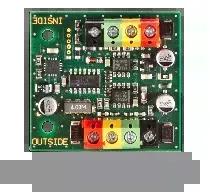 JA-110T moduł separatora magistrali cyfrowej BUS