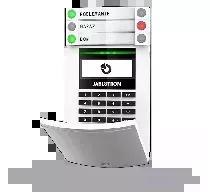 JA-154E Bezprzewodowa klawiatura LCD z RFID