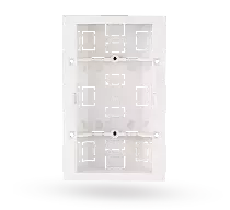 JA-196PL-S Small wall mounting box for PIR detectors