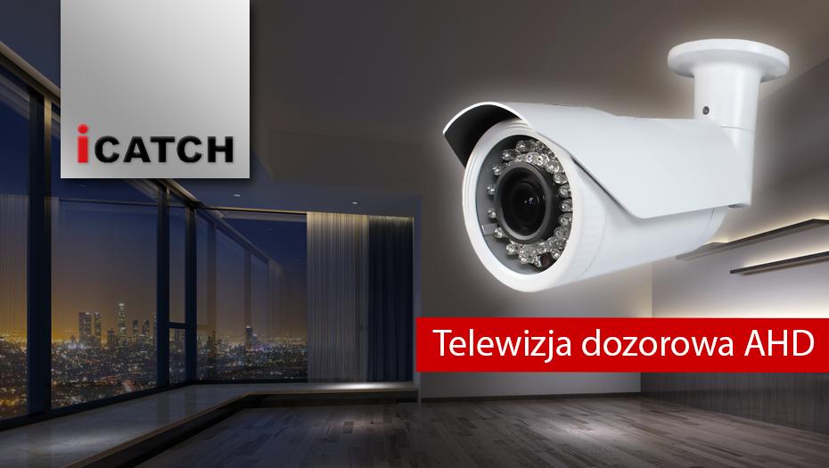 Telewizja dozorowa AHD Icatch